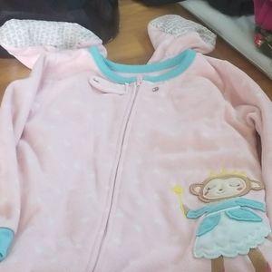 Kids fleece pajamas